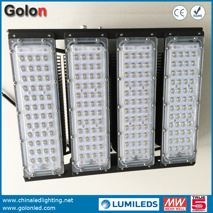 200w 5000k Flood Light With Lens: 200W LED Tunnel Flood Lights Lamps Replace Existing Tunnel