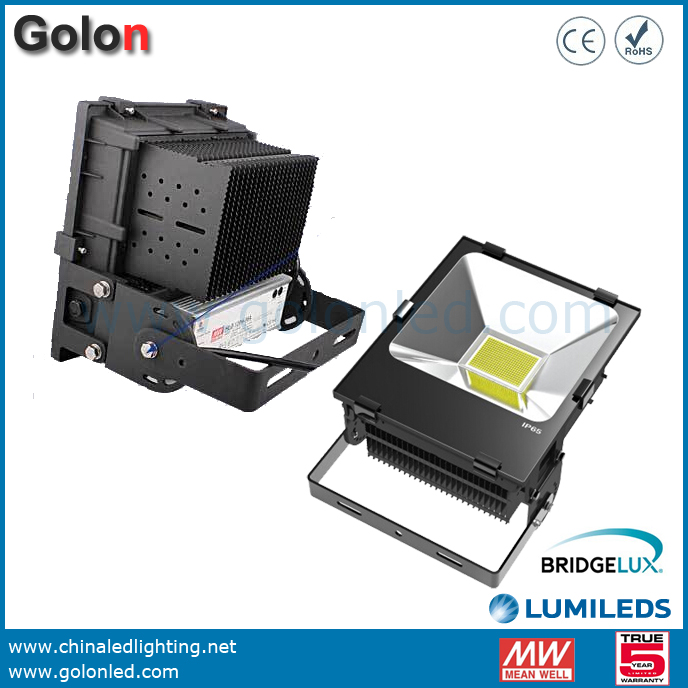 200w Led Flood Light Outdoor With Philips Chip And Meanwell