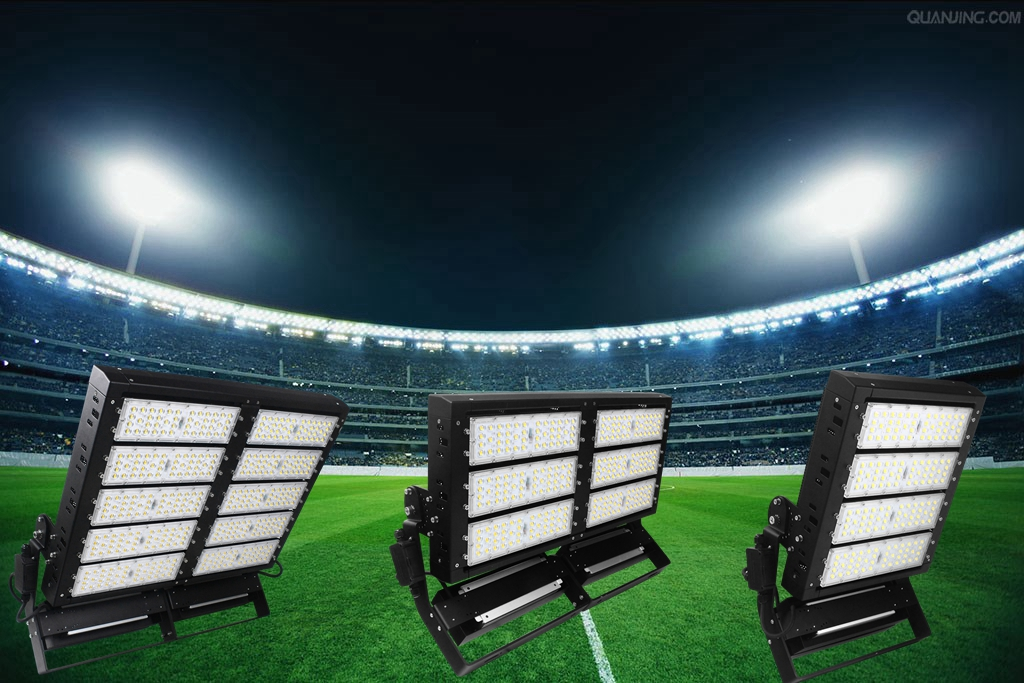 300W LED stadium flood light 140Lm/w high lumens