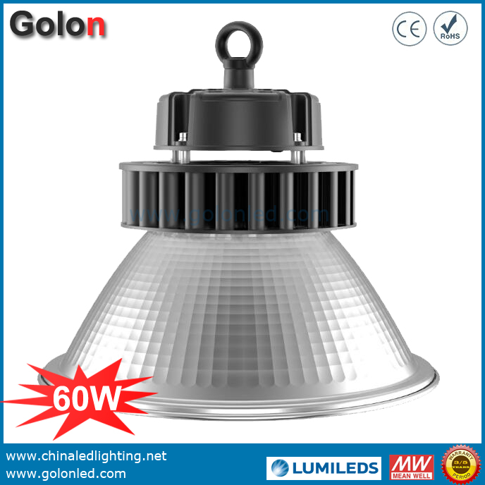 60w Industrial Light Led Low Bay Lighting