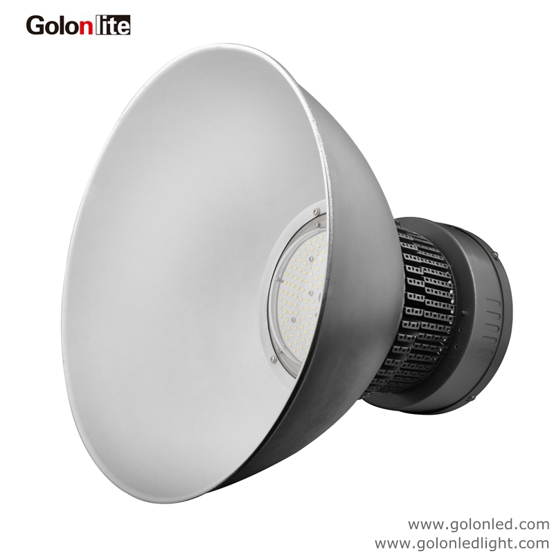 80W LED Low Bay Light For Office Store Warehouse Stadium