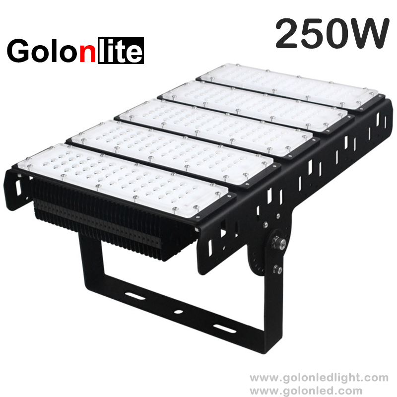 250w Led Flood Light 130lm W China Factory Low Price
