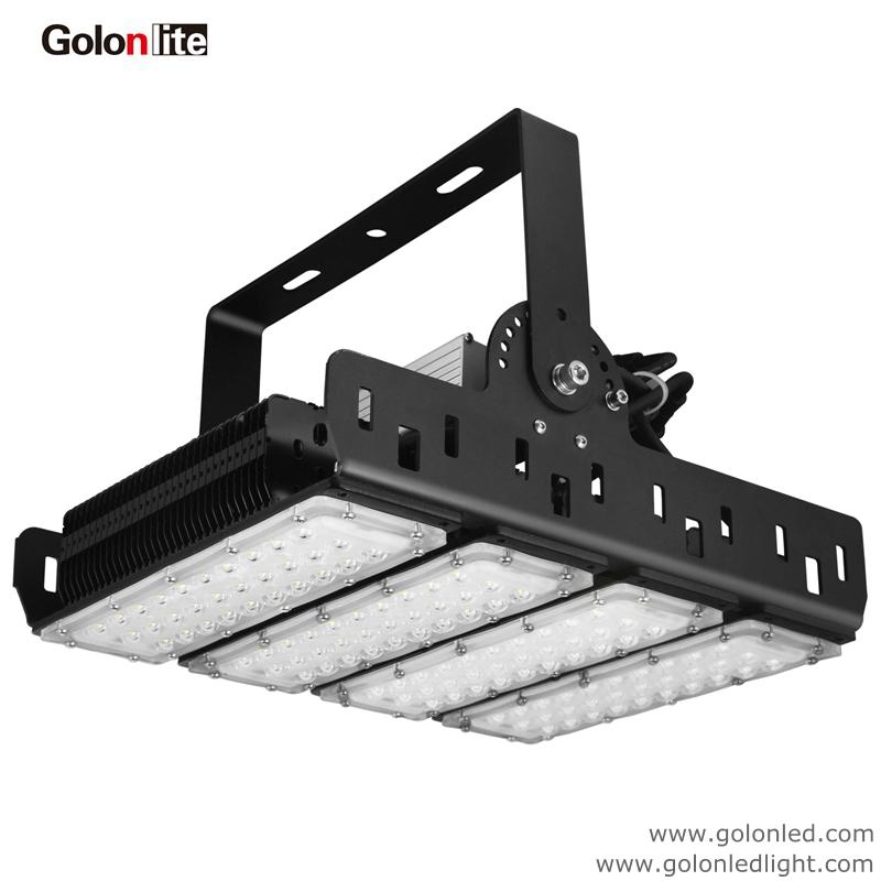 Led Flood Light For High Mast: 200W LED Tennis Court Light 130Lm/W 5 Years Warranty